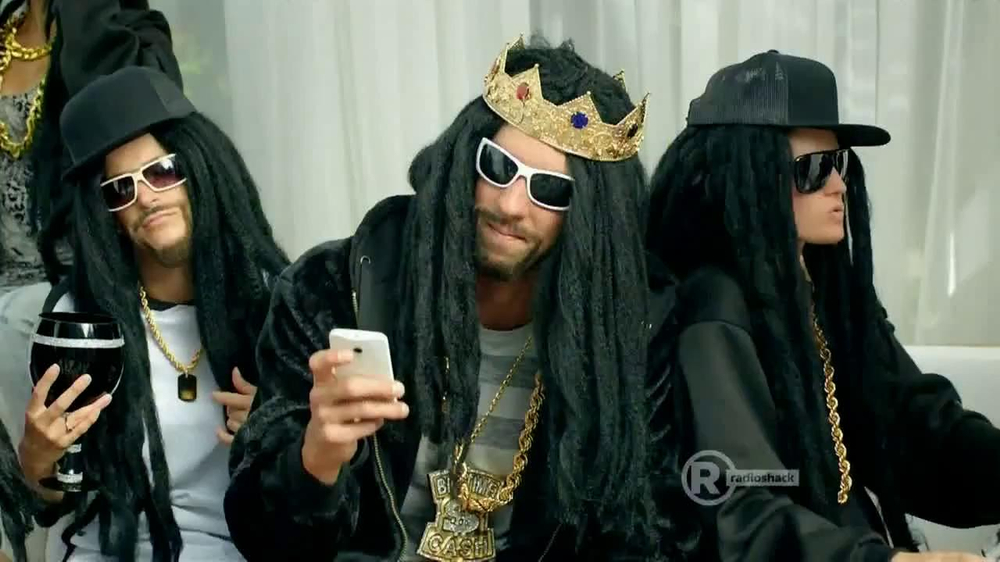 Radio Shack TV Spot, 'Sol Replic Deck' Feat. Lil Jon and Michael Phelps - Screenshot 5