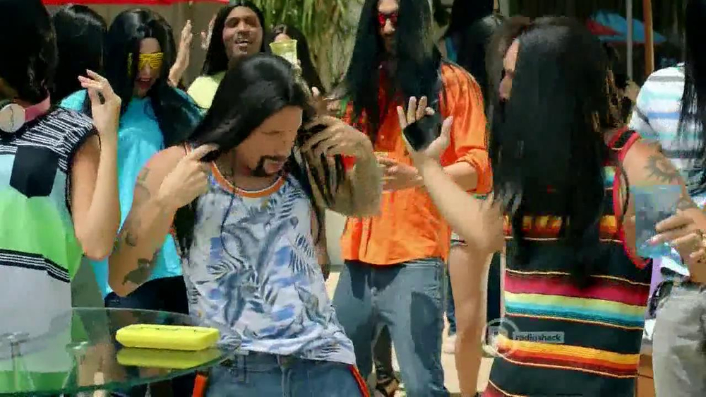Radio Shack TV Spot, 'Sol Replic Deck' Feat. Lil Jon and Michael Phelps - Screenshot 8