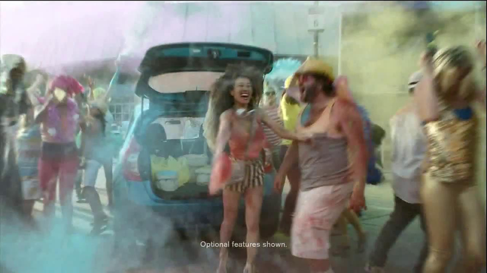 Nissan Versa Note TV Spot, 'What You Love' - Screenshot 1