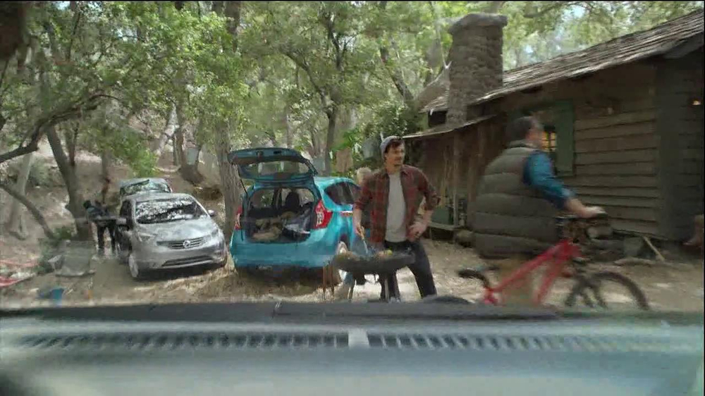 Nissan Versa Note TV Spot, 'What You Love' - Screenshot 2