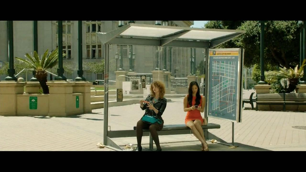Adult Friend Finder TV Spot, 'Bus Stop'