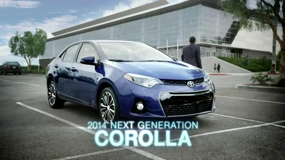 2014 Toyota Corolla TV Spot, 'Change the Game' - Screenshot 8