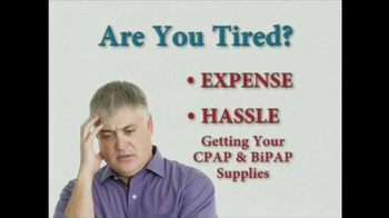 Allied Home Medical Supply Network TV Spot, 'CPAP and BiPAP' thumbnail