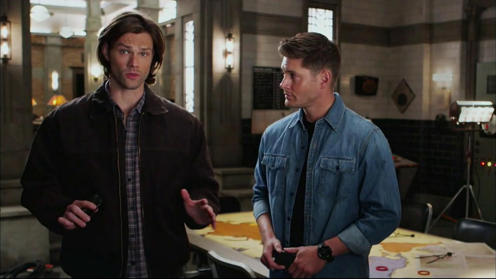 It Can Wait TV Spot Featuring Jared Padalecki and Jensen Ackles - Screenshot 1