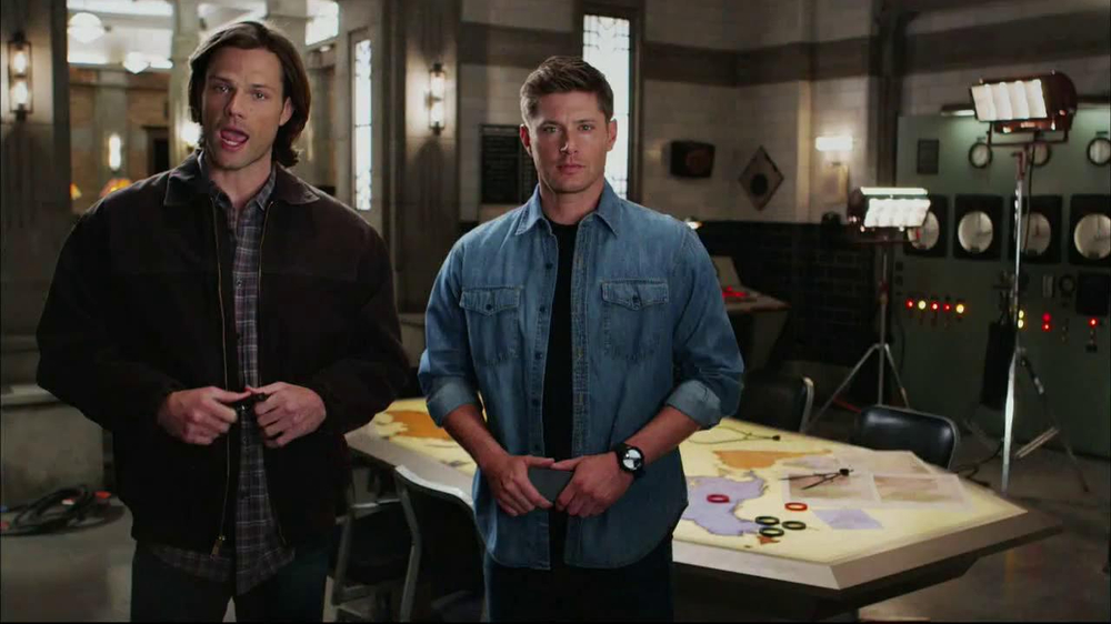 It Can Wait TV Spot Featuring Jared Padalecki and Jensen Ackles - Screenshot 5