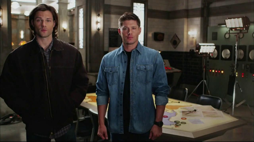 It Can Wait TV Spot Featuring Jared Padalecki and Jensen Ackles - Screenshot 7