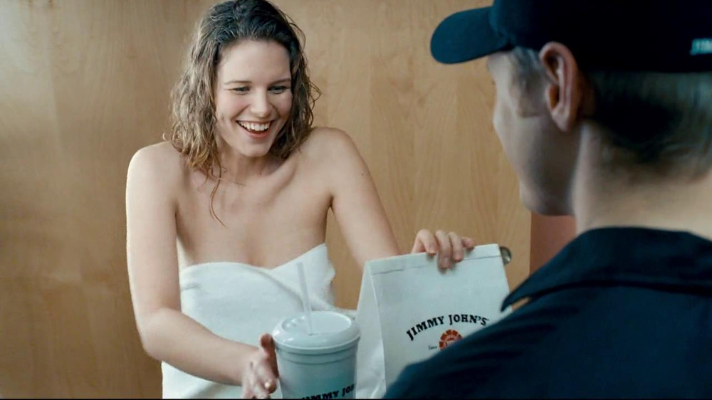 Jimmy John's TV Spot, 'Foreign Language' - Screenshot 9