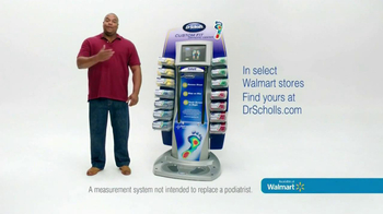 Dr. Scholl's Walmart Foot Mapping Center TV Spot - Thumbnail 4