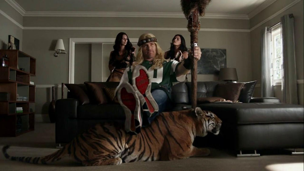 DirecTV NFL Sunday Ticket TV Spot, 'Pretty Nice' - Screenshot 9