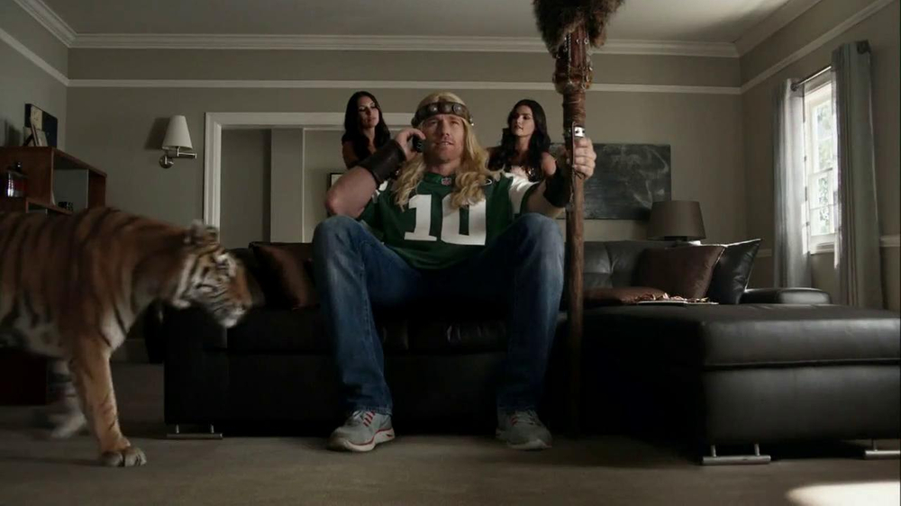 DirecTV NFL Sunday Ticket TV Spot, 'Pretty Nice' - Screenshot 7