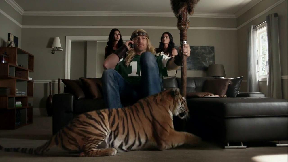DirecTV NFL Sunday Ticket TV Spot, 'Pretty Nice' - Screenshot 8