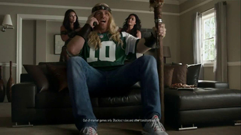 DirecTV NFL Sunday Ticket TV Spot, 'Pretty Nice' - Thumbnail 6
