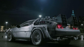 General Electric Turbines TV Spot, 'Back to the Future'