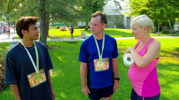 Cottonelle TV Spot, 'Talk About Your Bum: Marathon'
