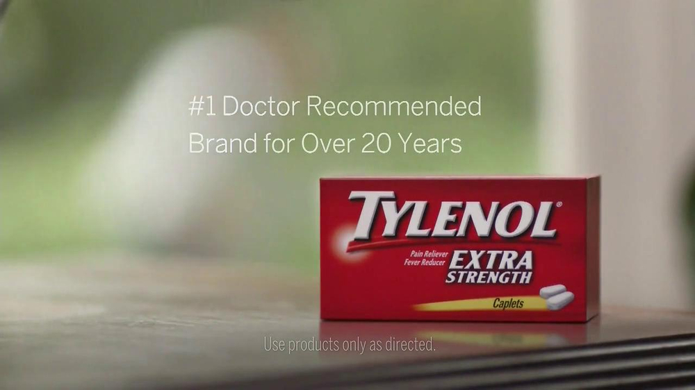 Tylenol TV Spot, 'Everything You Do' - Screenshot 9