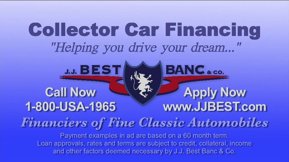 J.J. Best Bank & Co. TV Spot, 'Collector Car Financing' - Screenshot 9
