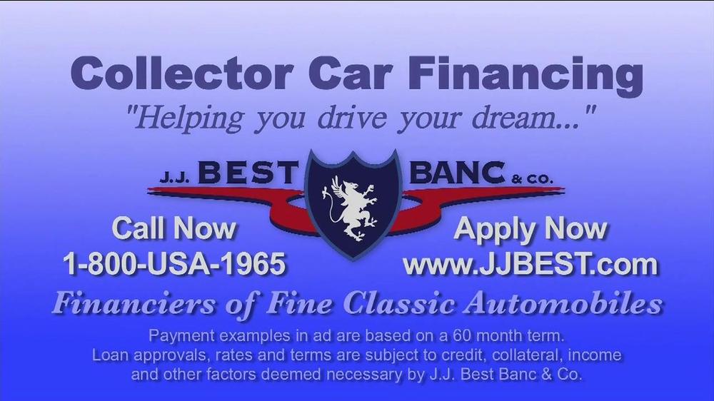 J.J. Best Bank & Co. TV Spot, 'Collector Car Financing' - Screenshot 9