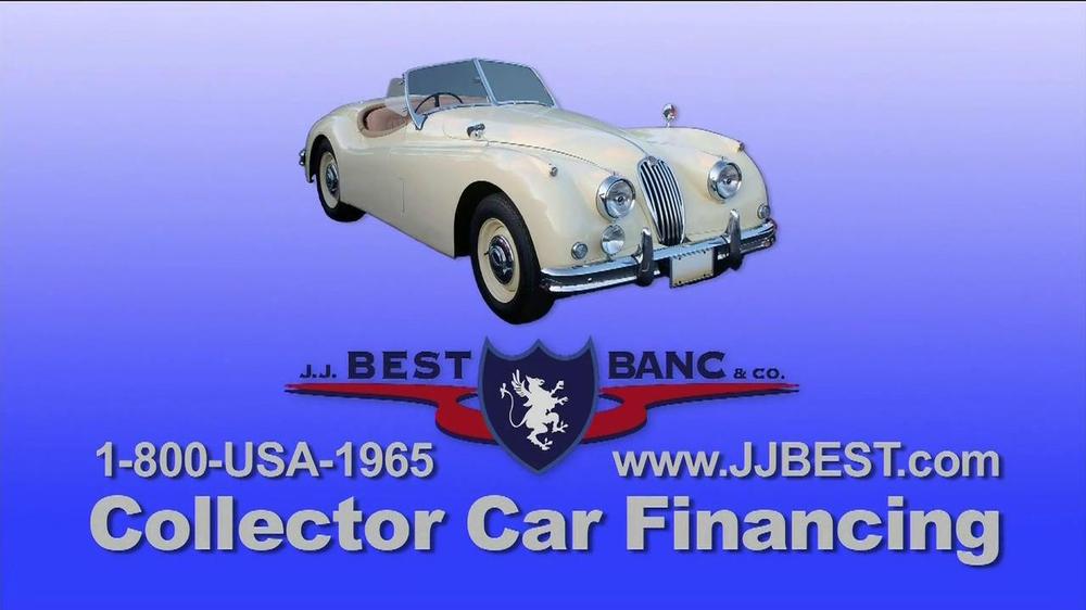 J.J. Best Bank & Co. TV Spot, 'Collector Car Financing' - Screenshot 2
