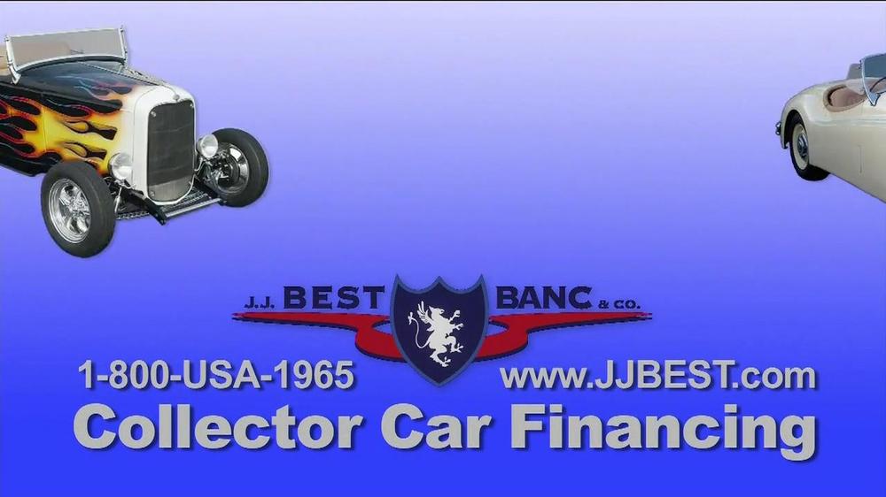 J.J. Best Bank & Co. TV Spot, 'Collector Car Financing' - Screenshot 3