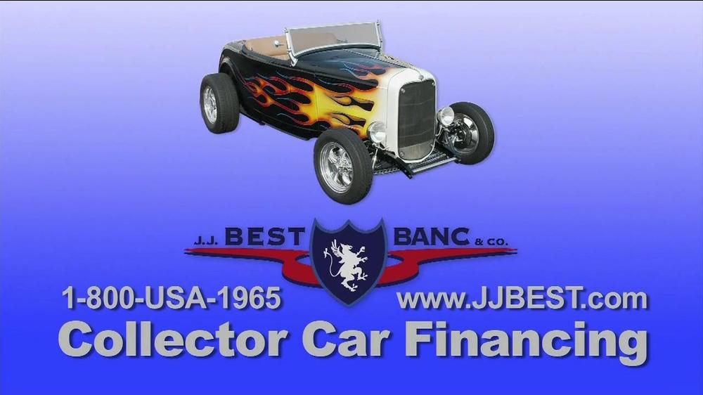 J.J. Best Bank & Co. TV Spot, 'Collector Car Financing' - Screenshot 4