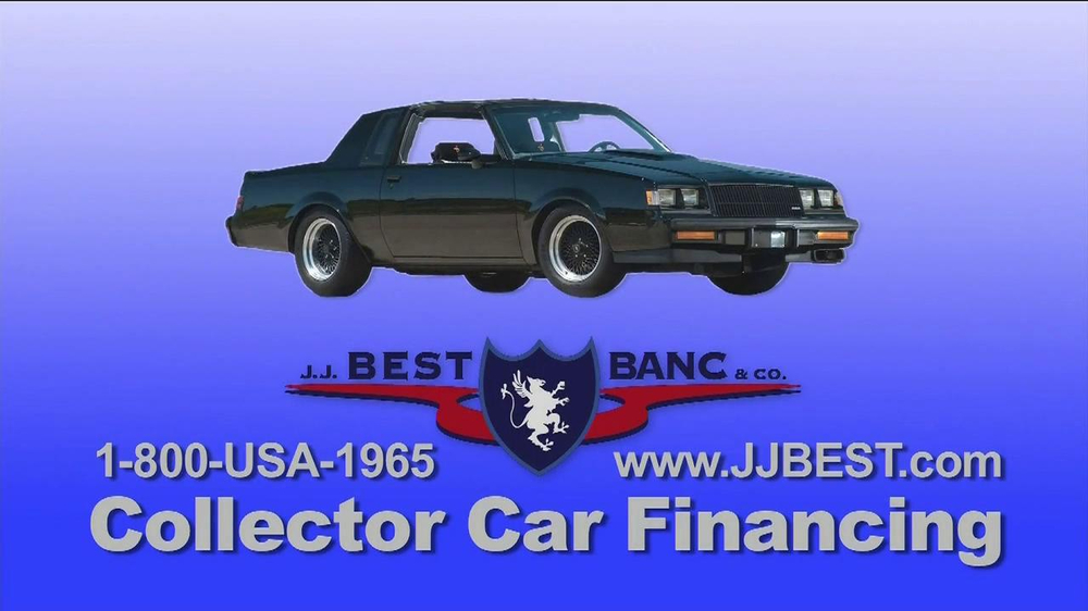 J.J. Best Bank & Co. TV Spot, 'Collector Car Financing' - Screenshot 5