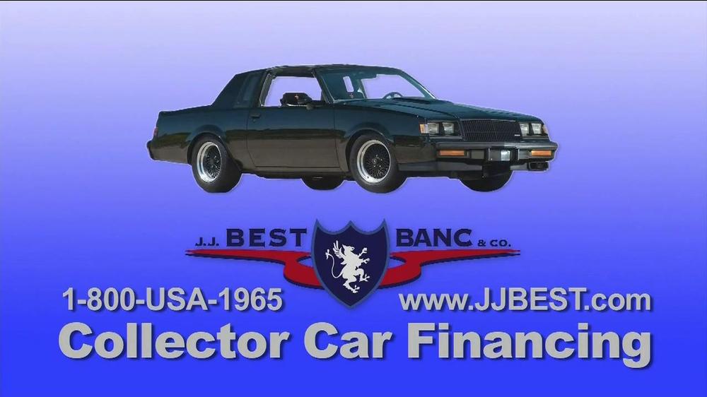 J.J. Best Bank & Co. TV Spot, 'Collector Car Financing' - Screenshot 5