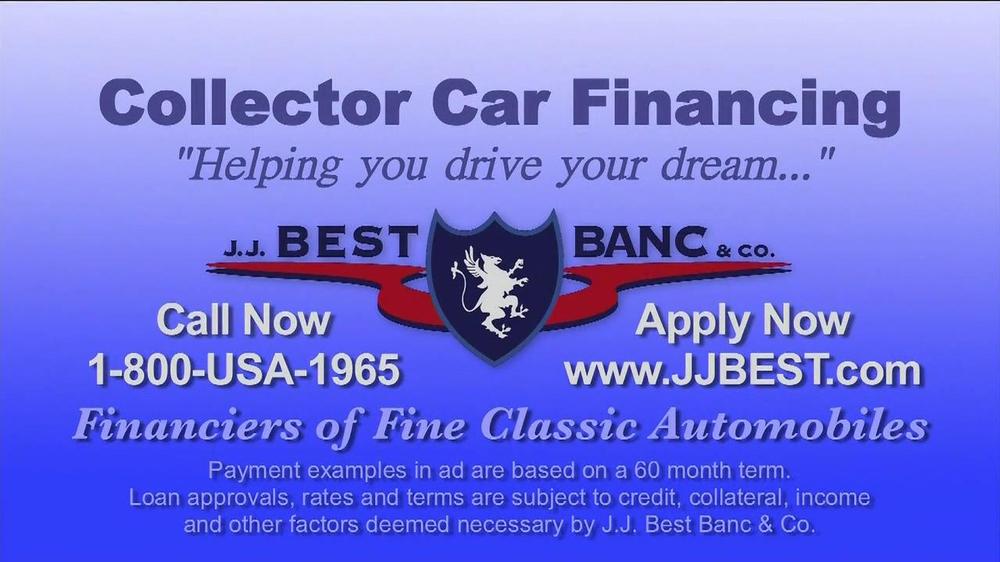 J.J. Best Bank & Co. TV Spot, 'Collector Car Financing' - Screenshot 6