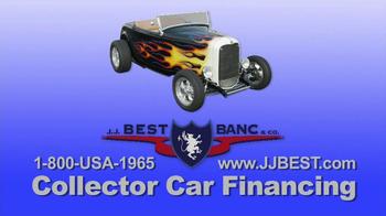 J.J. Best Bank & Co. TV Spot, 'Collector Car Financing' - Thumbnail 4