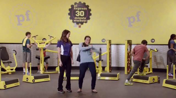 Planet Fitness Free Day of Fitness TV Spot, 'Celebrations'