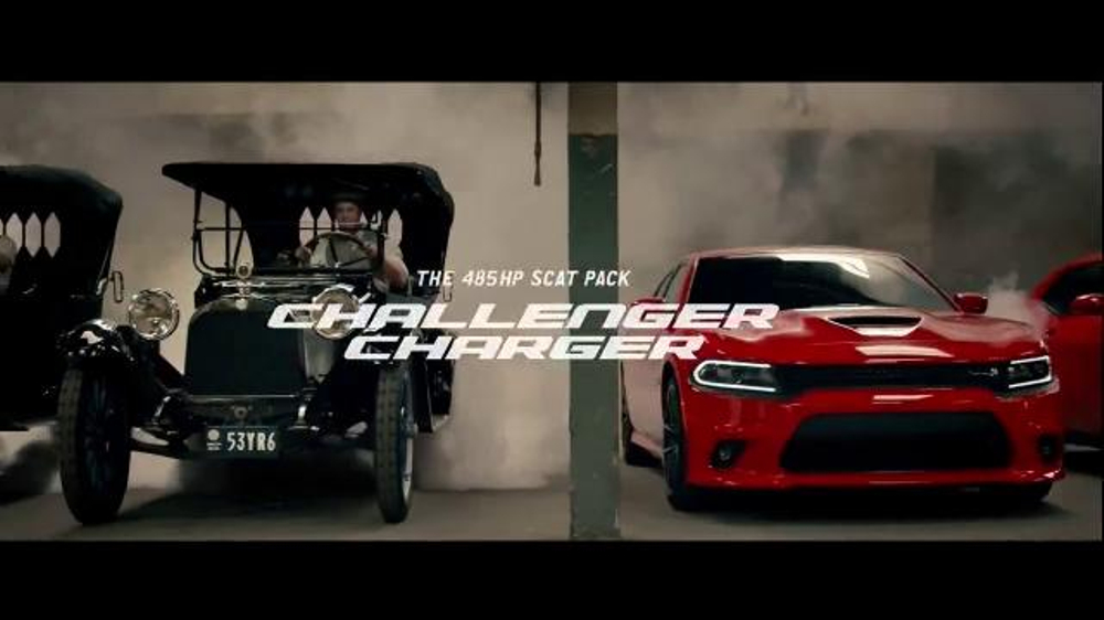 Brothers Auto Sales >> 2015 Dodge Charger & Challenger TV Spot, 'Dodge Brothers ...
