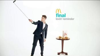 McDonald's Sirloin Third Pounder TV Spot, 'Big Deal' Feat. Max Greenfield thumbnail