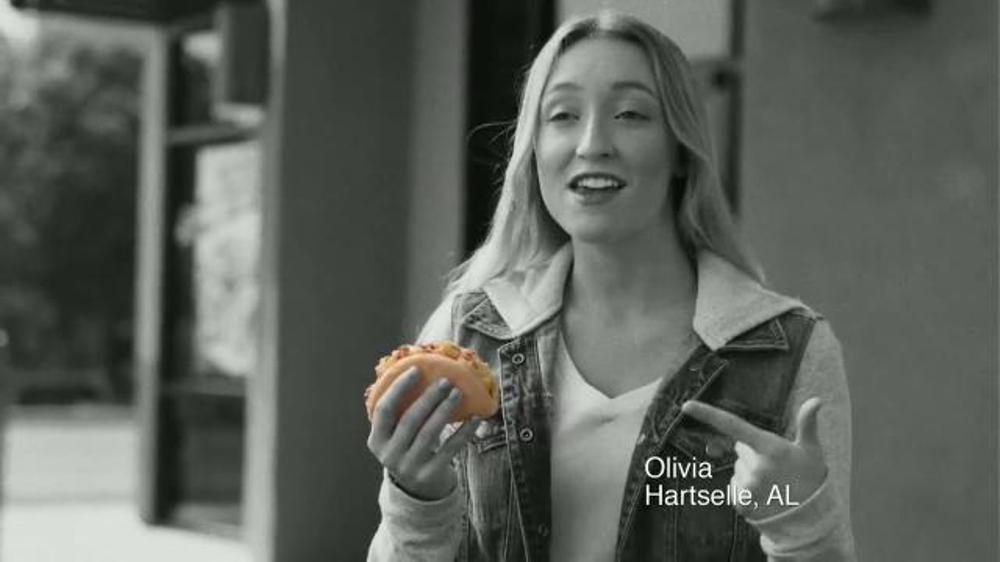 Taco Bell Biscuit Taco TV Spot, 'Breakfast Defectors: Olivia' thumbnail