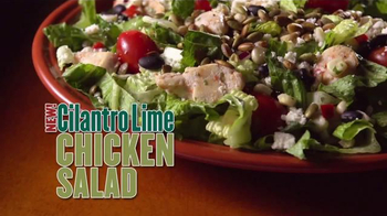 Taco Time Cilantro Lime Chicken Salad TV Spot, 'Stop By'