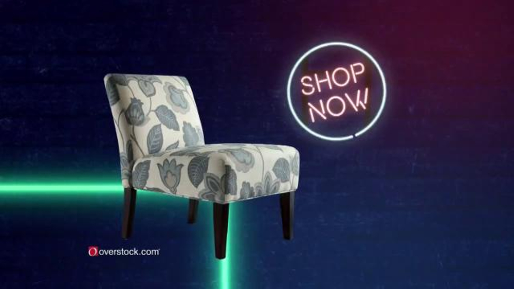 Overstock.com Blue June Bargains TV Spot, 'Save' Song by Flo Rida thumbnail