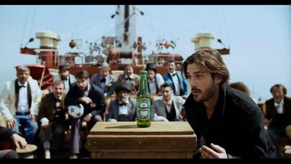 Heineken TV Spot, 'UEFA Champions League: Bottle Opener ...