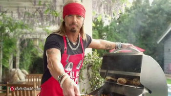 Overstock.com TV Spot, 'Take the Party Outside' Featuring Bret Michaels thumbnail
