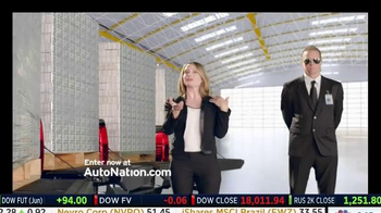 AutoNation Thanks-A-$10 Million Sweepstakes TV Spot, 'Hangar' thumbnail
