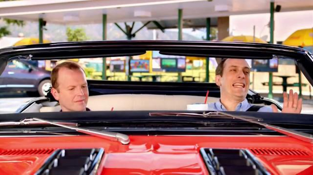 Sonic Drive In Half Price Candy Slushes Tv Commercial