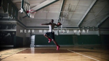 Beats Audio: Hear What You Want: LeBron James