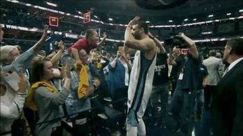NBA TV Spot, 'Thank You' Ft. Stephen Curry, Anthony Davis thumbnail