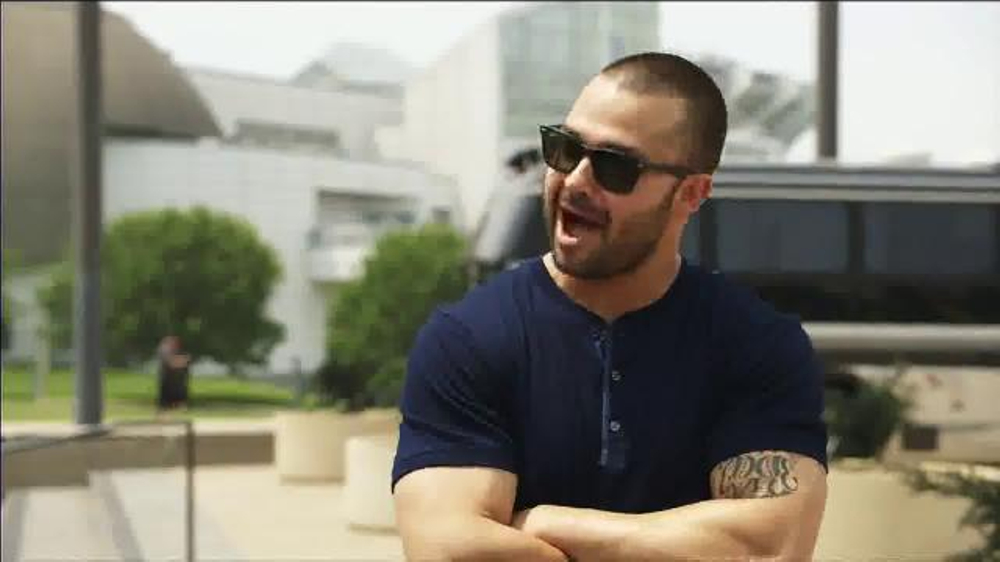 Samsung Mobile TV Commercial, '2015 NBA Finals: Cleveland' Featuring Nick Swisher - iSpot.tv