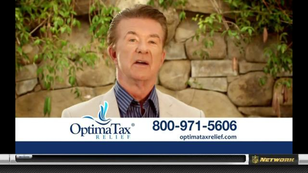 Optima Tax Relief TV Commercial, 39;Resolve IRS Issues39; Featuring Alan