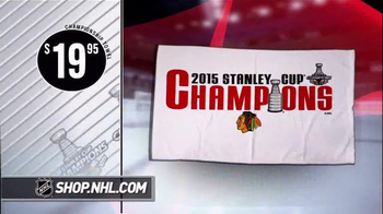 NHL Shop TV Spot, '2015 Stanley Cup Champions'
