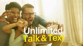 Sprint Family Share Pack TV Spot, 'Best Family Ever' thumbnail