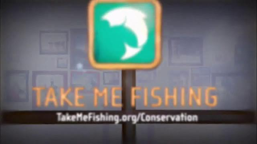 Take me fishing tv commercial 39 within the frame 39 for Buy fishing license near me
