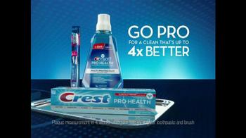 Crest Pro Health TV Spot, 'Going Pro' - Thumbnail 5