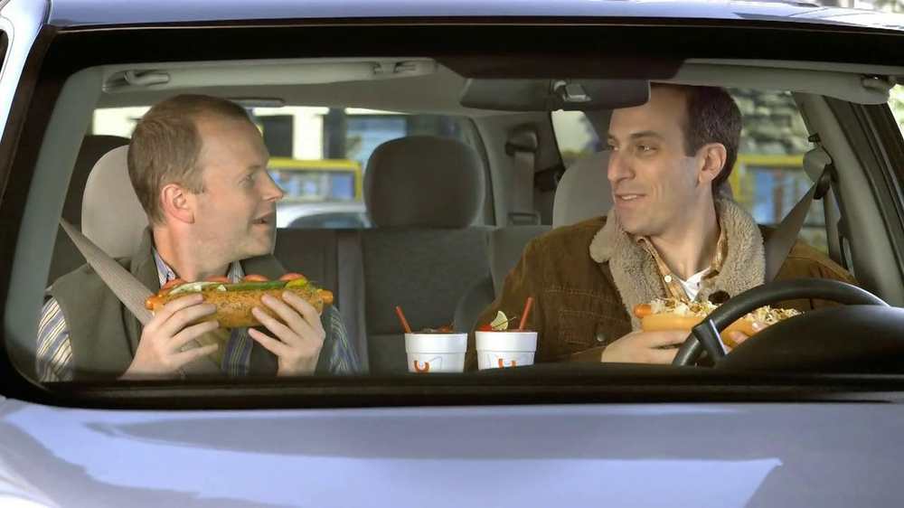 Sonic Drive-In TV Spot, '2013 Groundhog Day Hot Dogs' - Screenshot 2