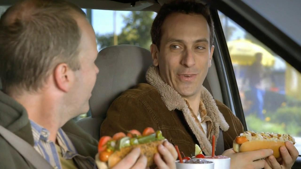 Sonic Drive-In TV Spot, '2013 Groundhog Day Hot Dogs' - Screenshot 4