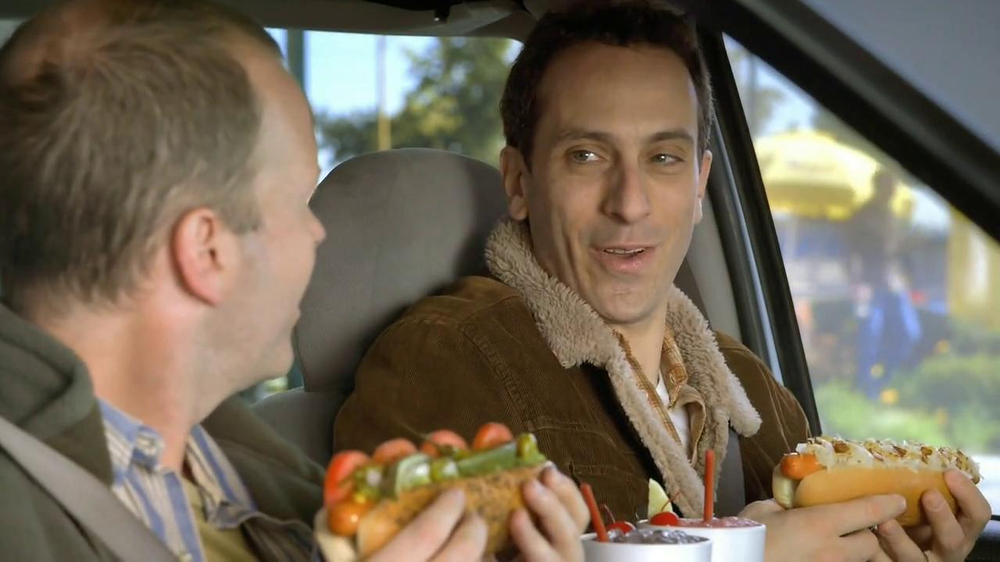 Sonic Drive-In TV Spot, '2013 Groundhog Day Hot Dogs' - Screenshot 6