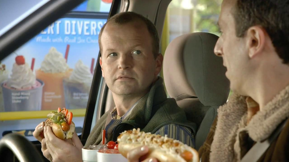Sonic Drive-In TV Spot, '2013 Groundhog Day Hot Dogs' - Screenshot 7